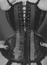 Cathie Jung the Corset Queen