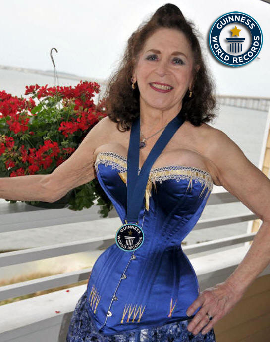 Cathie Jung Official Site - Guinness World Records - The ...