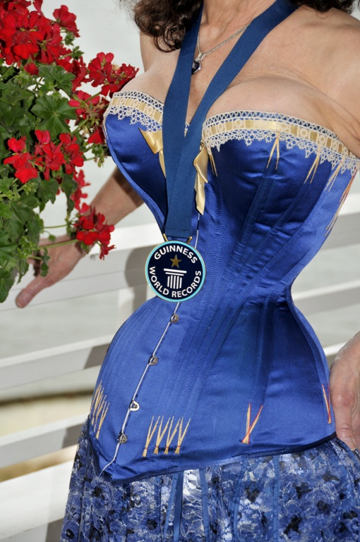 Cathie Jung Official Site  Guinness World Records  The Corset Queen