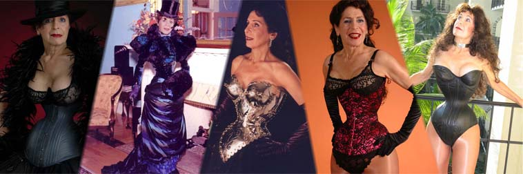 The Corset World of Cathie Jung
